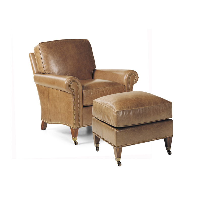 Hancock And Moore 4151 4150 Reserve Chair Ottoman