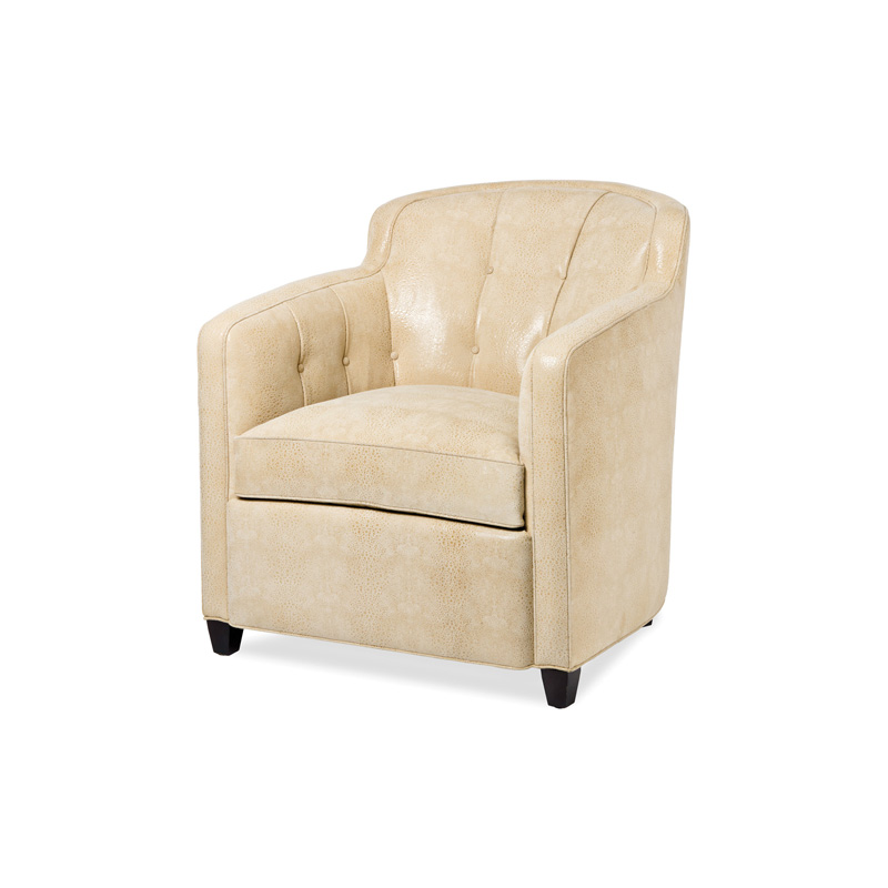 Hancock and Moore 5274 Strada Tufted Chair Discount