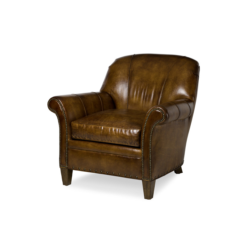 Hancock And Moore 5655 Tannery Chair Discount Furniture At