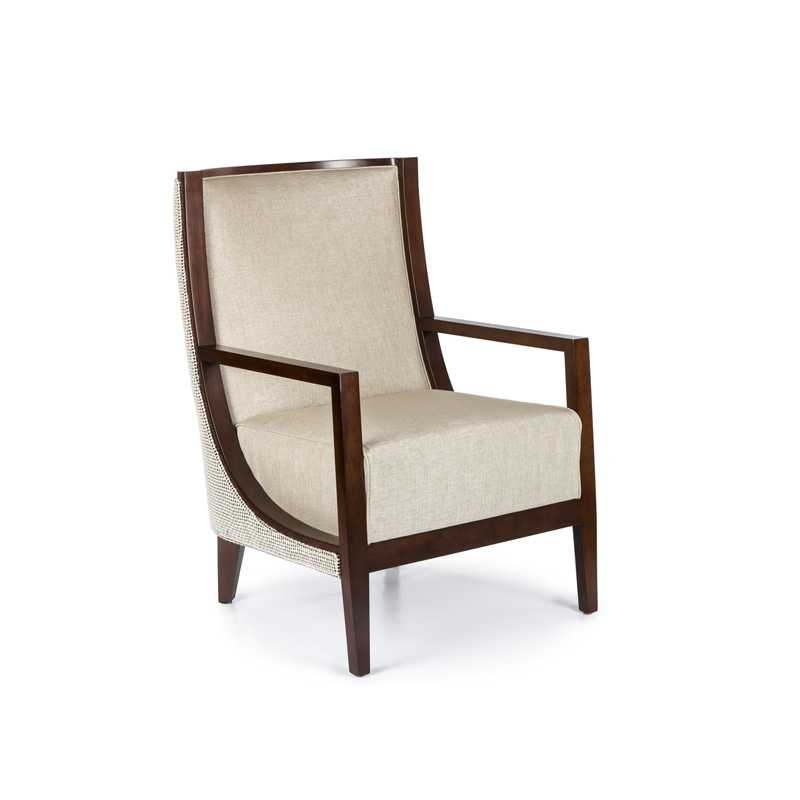 Hancock And Moore 5818 Window Chair Discount Furniture At