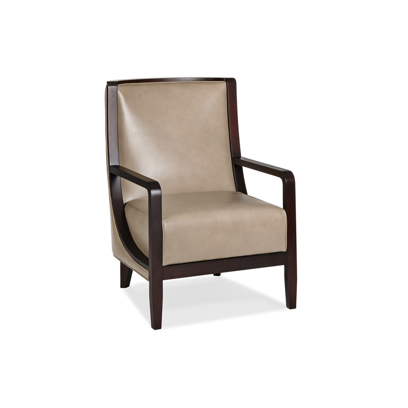 hancock and moore 5996 window curved arm chair discount