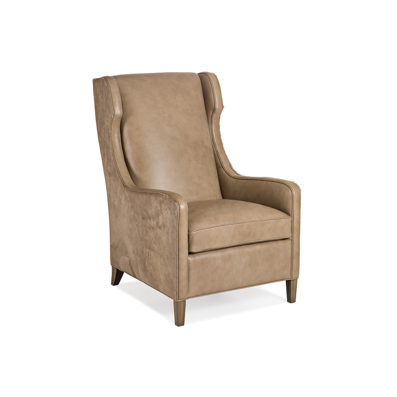 Hancock And Moore 6270 1 Bosworth Chair Discount Furniture