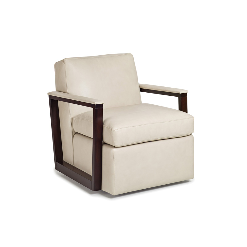 Hancock And Moore Ul6310 S Bowery Swivel Chair Discount