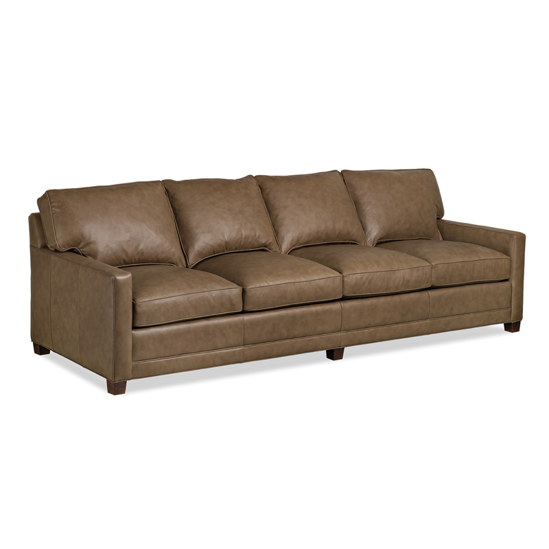 Hancock And Moore Y111 Your Way Leather Sofa Discount