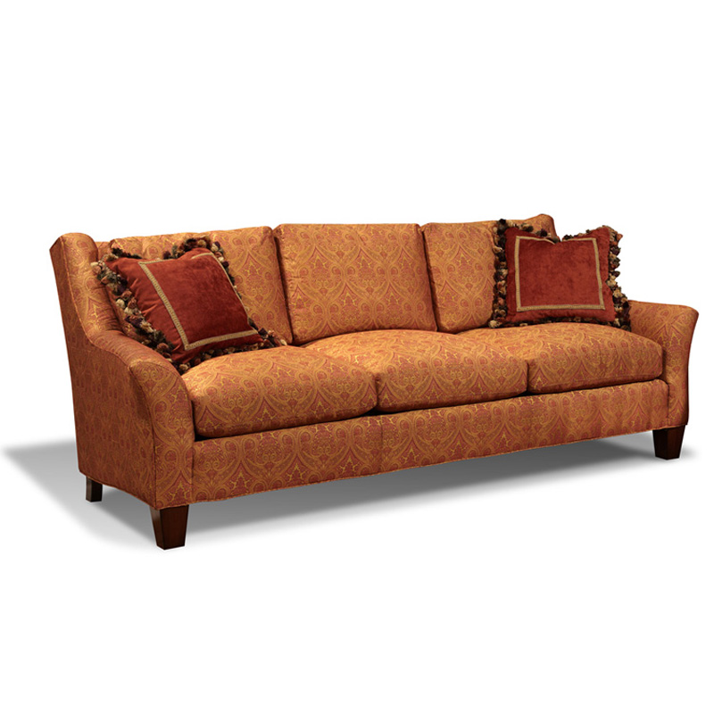 Harden 8608 084 Artisan Sofa Discount Furniture At Hickory