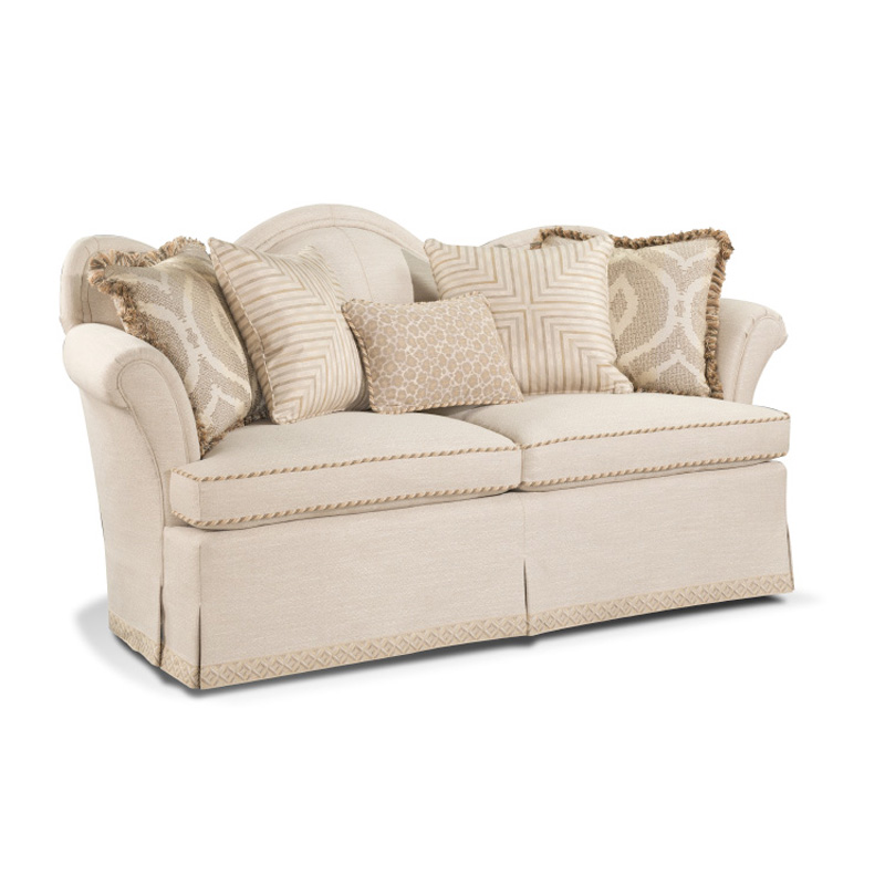 Harden 9622 068 artisan upholstery love seat discount for Affordable furniture upholstery