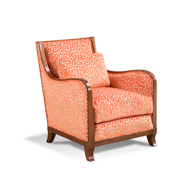 Harden 8445 000 artisan upholstery chair discount for Affordable furniture upholstery