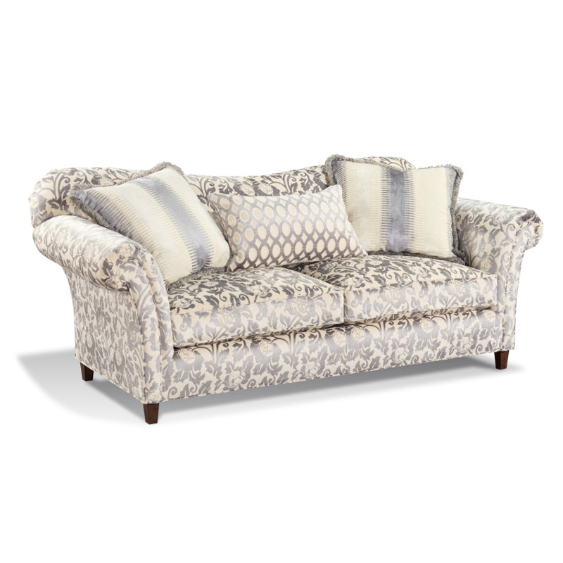 Harden 9605 062 Artisan Upholstery Love Seat Discount Furniture At Hickory Park Furniture Galleries