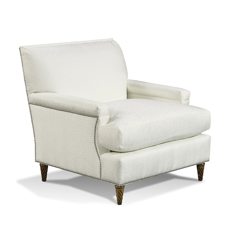 Harden 8449 000 upholstery chair discount furniture at for Affordable furniture upholstery