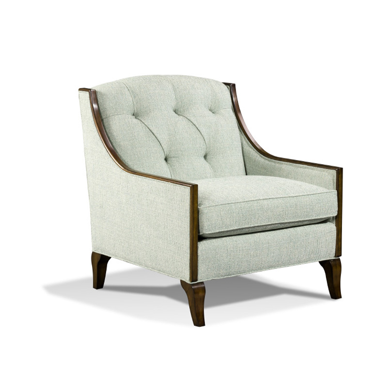Harden 8451 000 upholstery chair discount furniture at for Affordable furniture upholstery