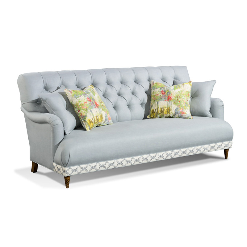 Harden 8510 083 upholstery sofa discount furniture at for Affordable furniture upholstery