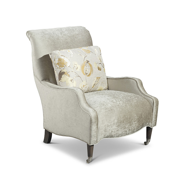 Harden 8454 000 upholstery chair discount furniture at for Affordable furniture upholstery