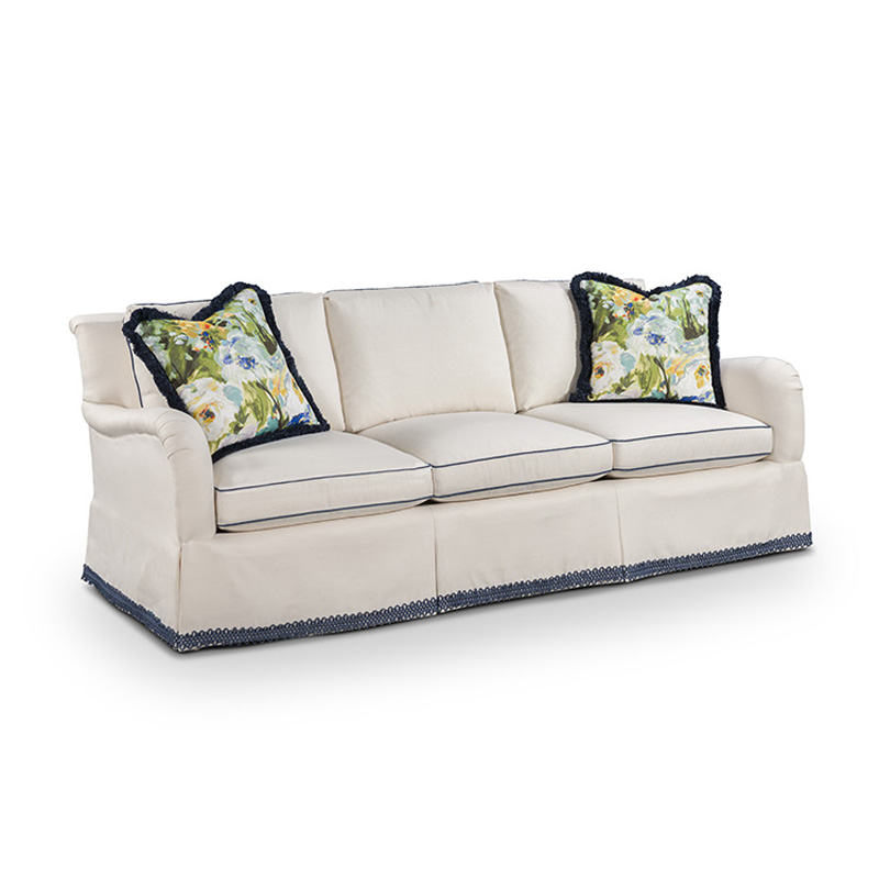 Harden 8661 086 upholstery sofa discount furniture at for Affordable furniture upholstery