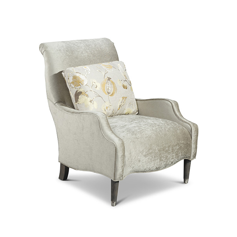 Harden 8457 000 upholstery chair discount furniture at for Affordable furniture upholstery