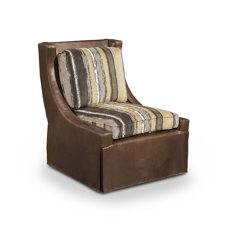 Harden 8462 000 upholstery chair discount furniture at for Affordable furniture upholstery