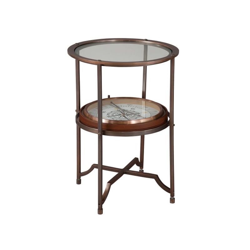 Compass Furniture: Hekman 2-7760 Accents And Occasional Compass Guidepoints