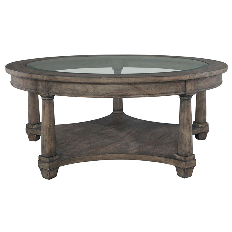 Hekman 2 3502 Lincoln Park Round Coffee Table Discount  : hekman030820162 3502 Lincoln Park Round Coffee Table 23502 from www.hickorypark.com size 800 x 800 jpeg 95kB