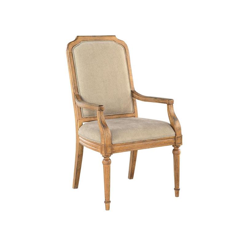 Hekman 2 3324 Wellington Hall Arm Chair Discount Furniture
