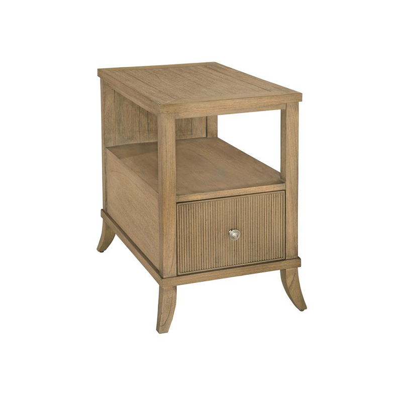 Hekman KH Urban Retreat Chairside Table with Drawer