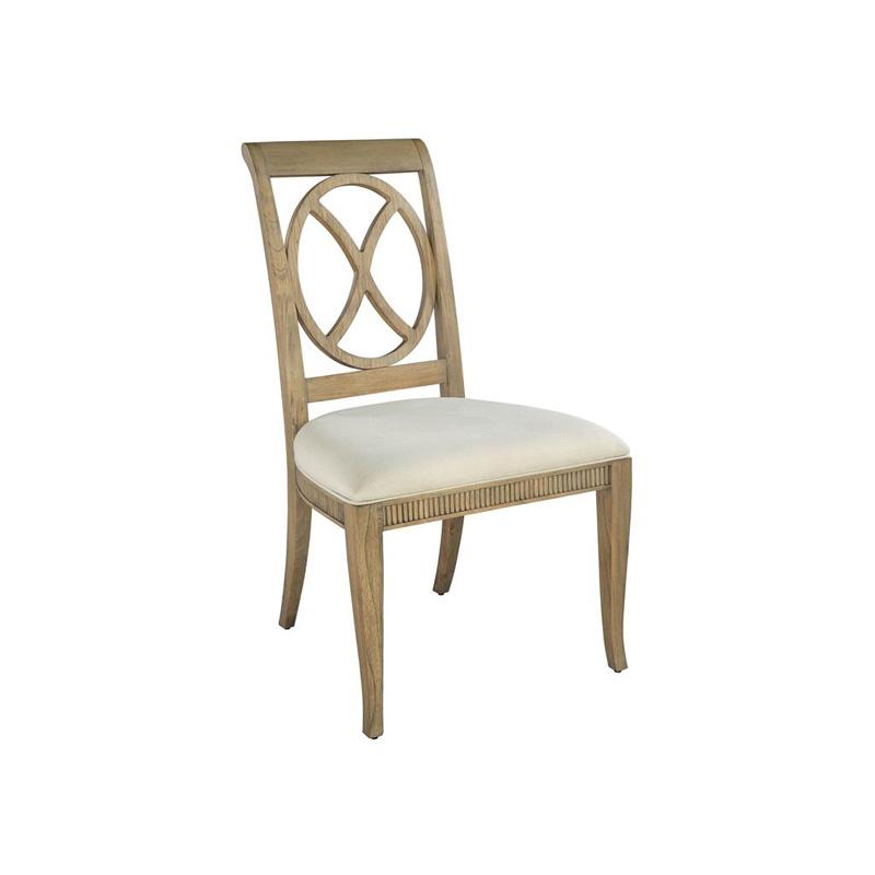 hekman 952225kh retreat ring back side chair