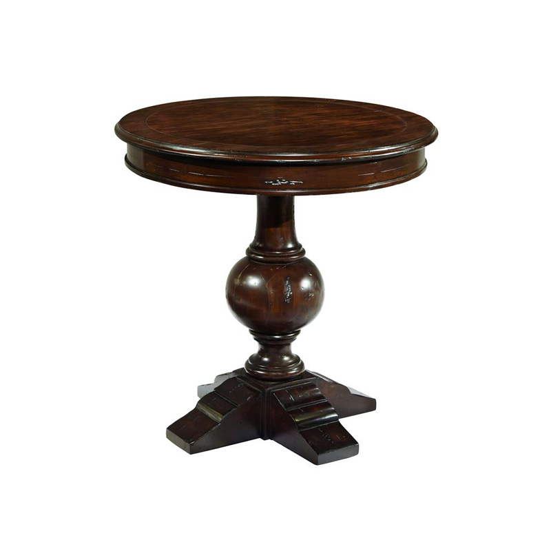 Legends At Charleston Park: Hekman 942703CP Charleston Place Round Dining Table