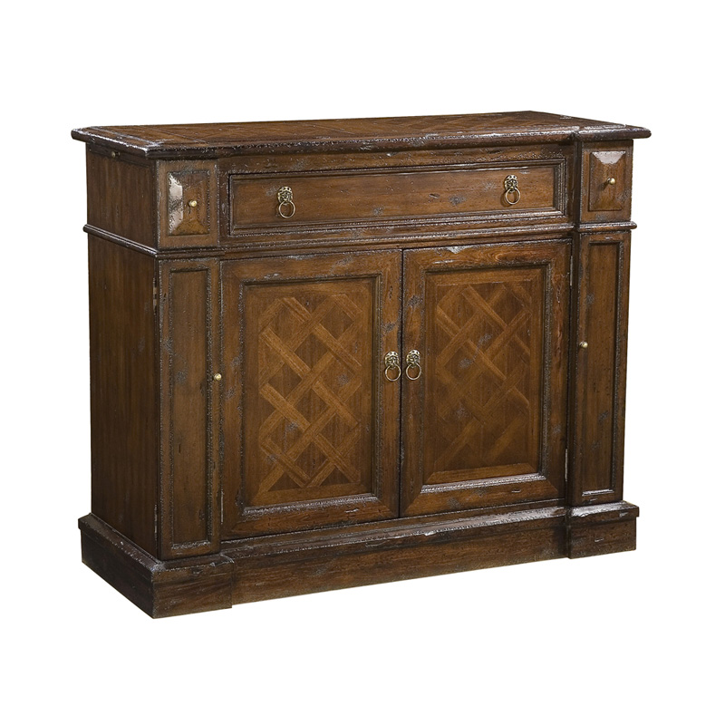 Cheap Furniture Delivered: Hekman 8-1229 Havana Wine Server Discount Furniture At
