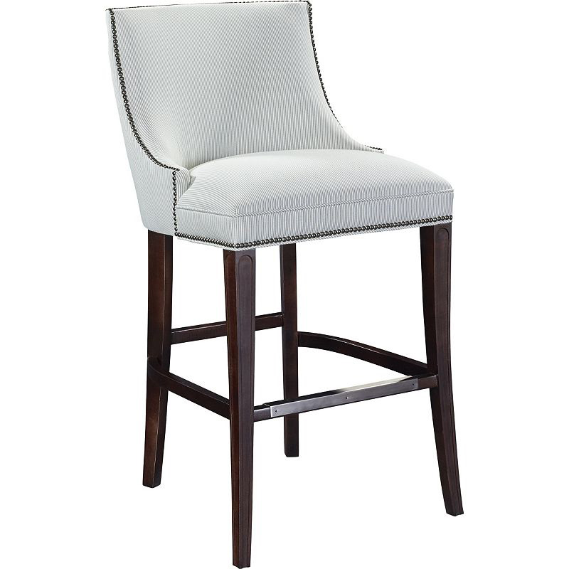 Hickory Chair 1508 04 Suzanne Kasler Hunt Bar Stool Discount Furniture At Hic