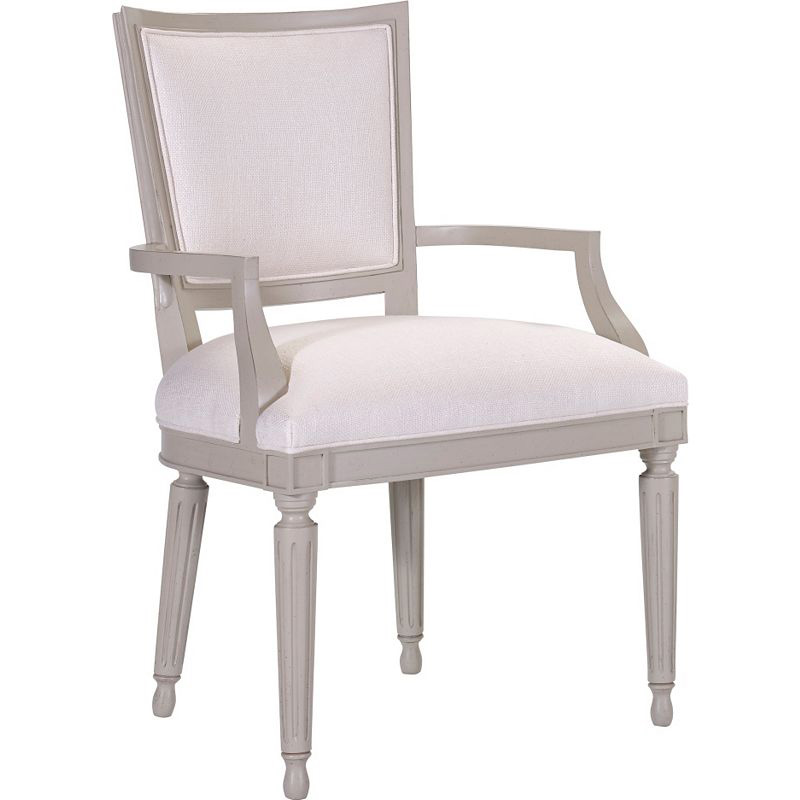 Hickory Chair 1533-01 Suzanne Kasler Velours Dining Arm