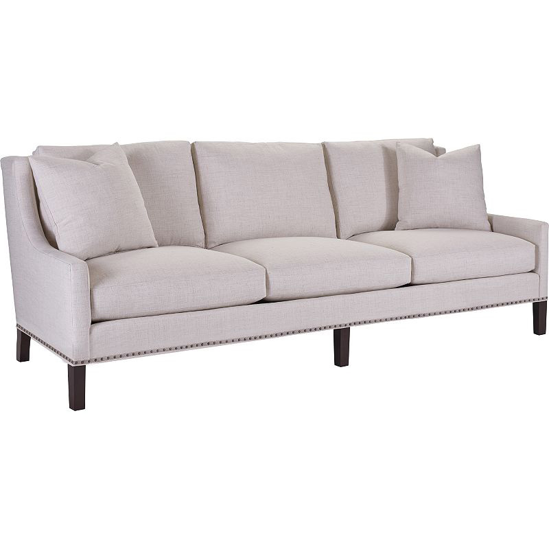 Hickory Chair Leather And Upholstery Sofa Amp Loveseat
