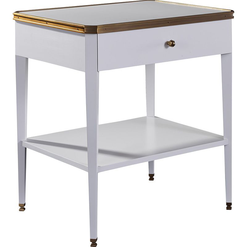 Hickory Chair 1587-10 Suzanne Kasler Austell Side Table