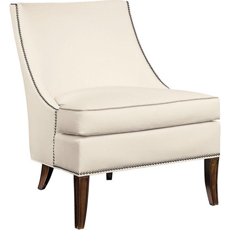 Hickory Chair 1522 24 Suzanne Kasler Haddon Lounge Chair