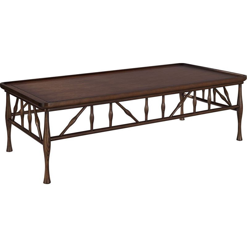 Hickory Chair 3380 70 Archive Lambeth Coffee Table Discount Furniture At Hickory Park Furniture