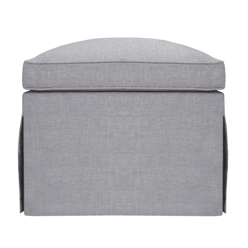 Hickory Chair 6411 29 Upholstery Laurel Ottoman Discount