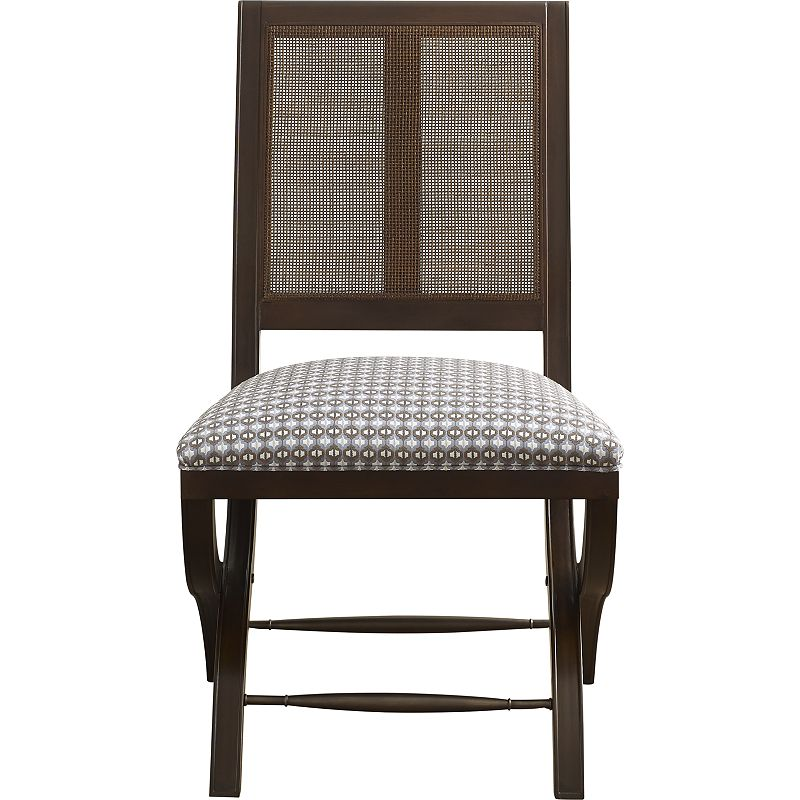 Hickory Chair 3411 02 David Phoenix Wentworth Side Chair