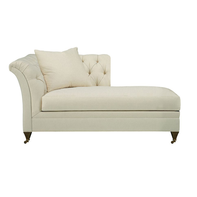Hickory chair 705 48 hartwood marquette tufted right arm facing chaise discou - Chaise a prix discount ...