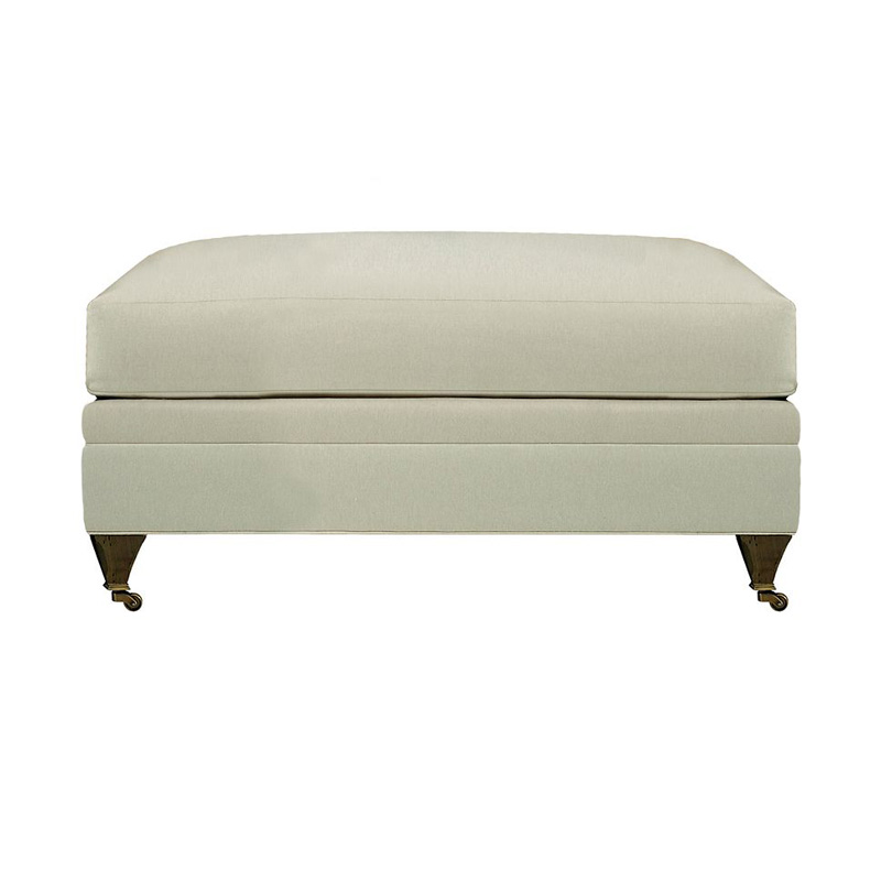 Hickory Chair 705 53 Hartwood Marquette Made To Measure Ottoman Discount Furniture At Hickory