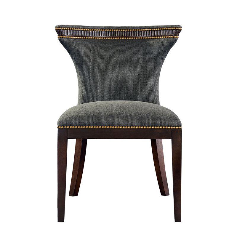 Hickory Chair 5202 02 Alexa Hampton Jacqueline Side Chair