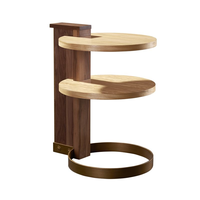 Hickory Chair 8585 10 Hable Nina Side Table Discount