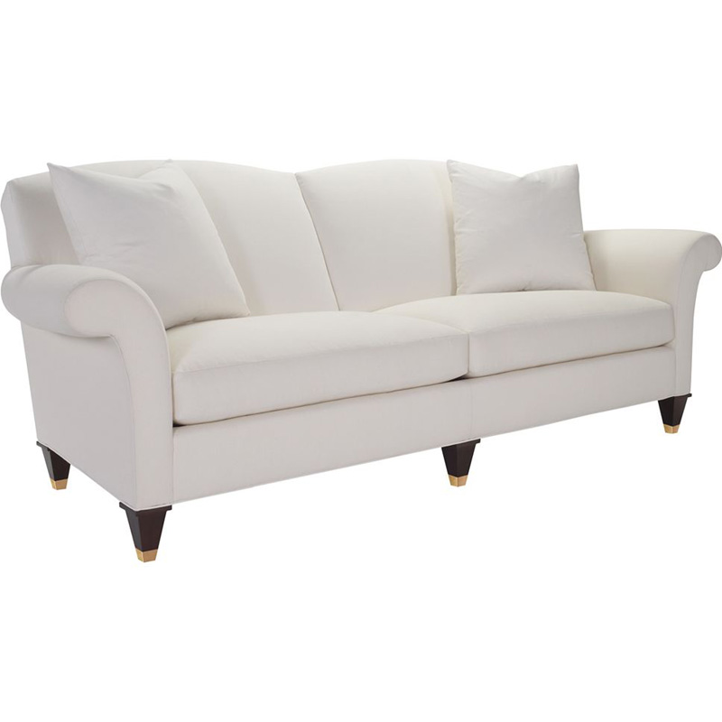 Hickory Chair 6414 04 Winterthur Estate Irenee Sofa