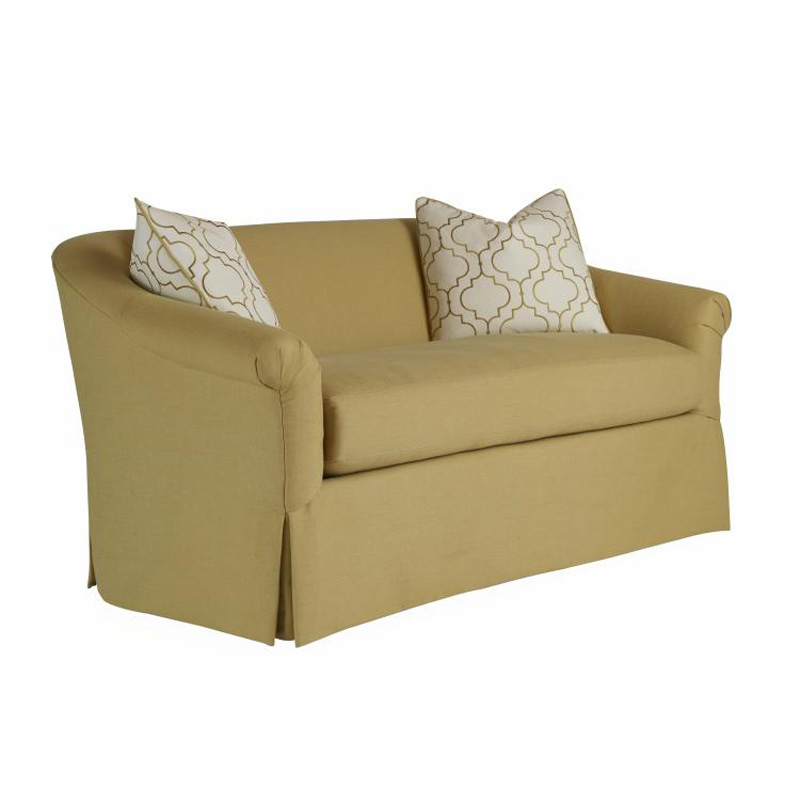 Highland House 1118 72 HH Upholstery Adele Settee Discount