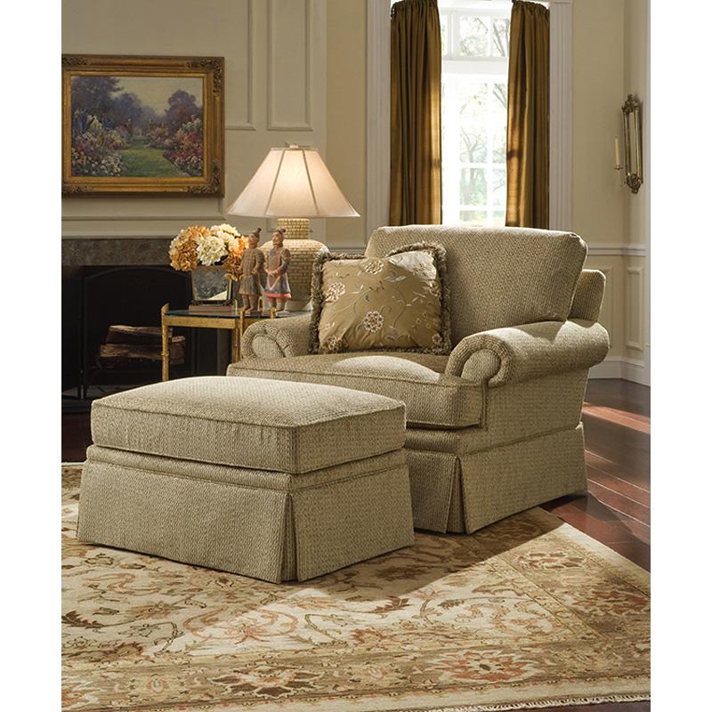 Highland House 4099 32c Hh Upholstery Fenton Ottoman