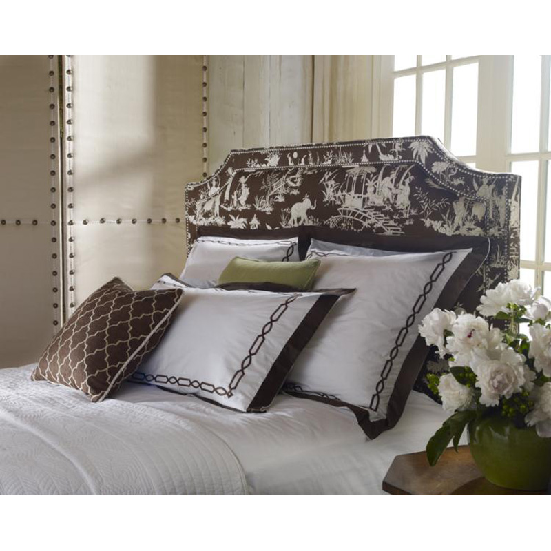 Highland House 5014QHB HH Upholstery Queen Arden Headboard