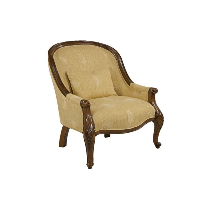 Highland house 975 hh upholstery chair discount furniture for Affordable furniture upholstery