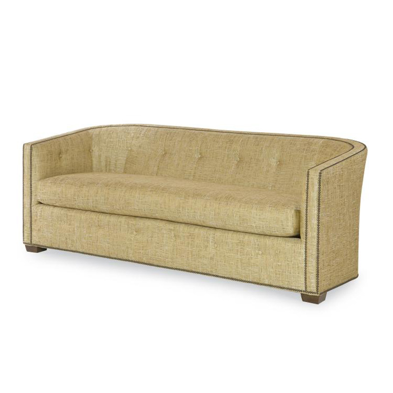 Candice olson ca6078 80 upholstery collection lola sofa for Affordable furniture upholstery