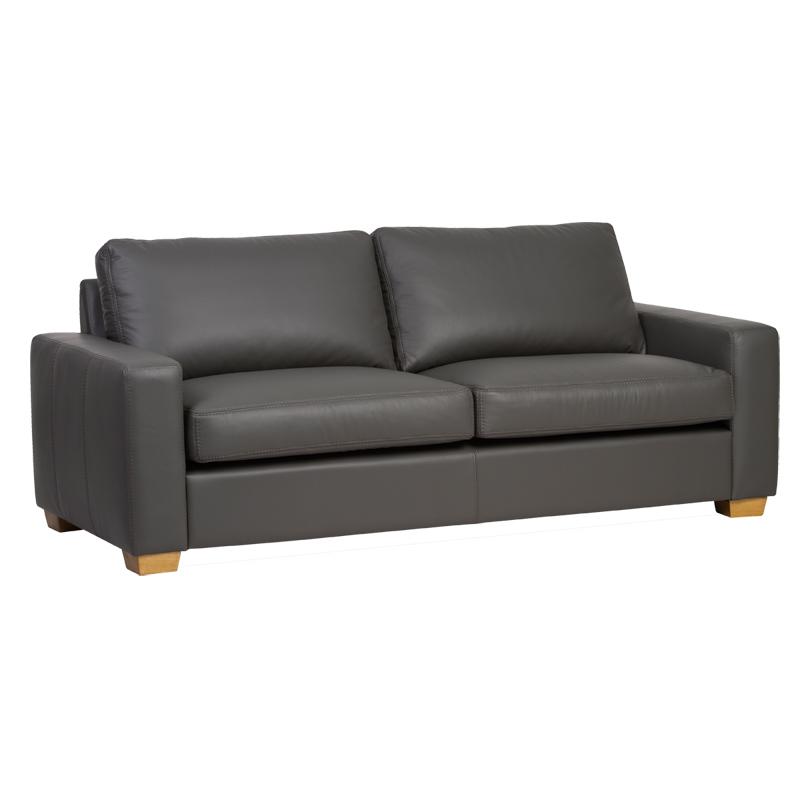 Leather Sofa M151