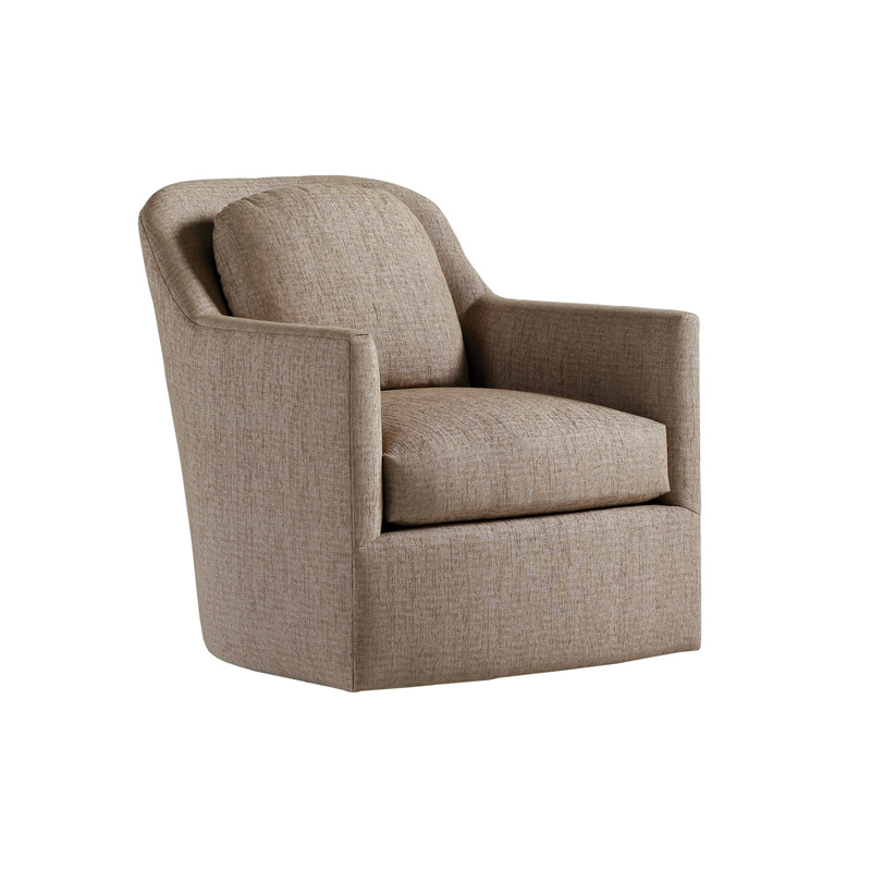 Jessica Charles 261 S Burton Swivel Chair Discount Furniture At Hickory Park Furniture Galleries