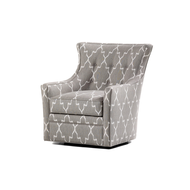 Jessica Charles 479 S Delta Swivel Chair Discount
