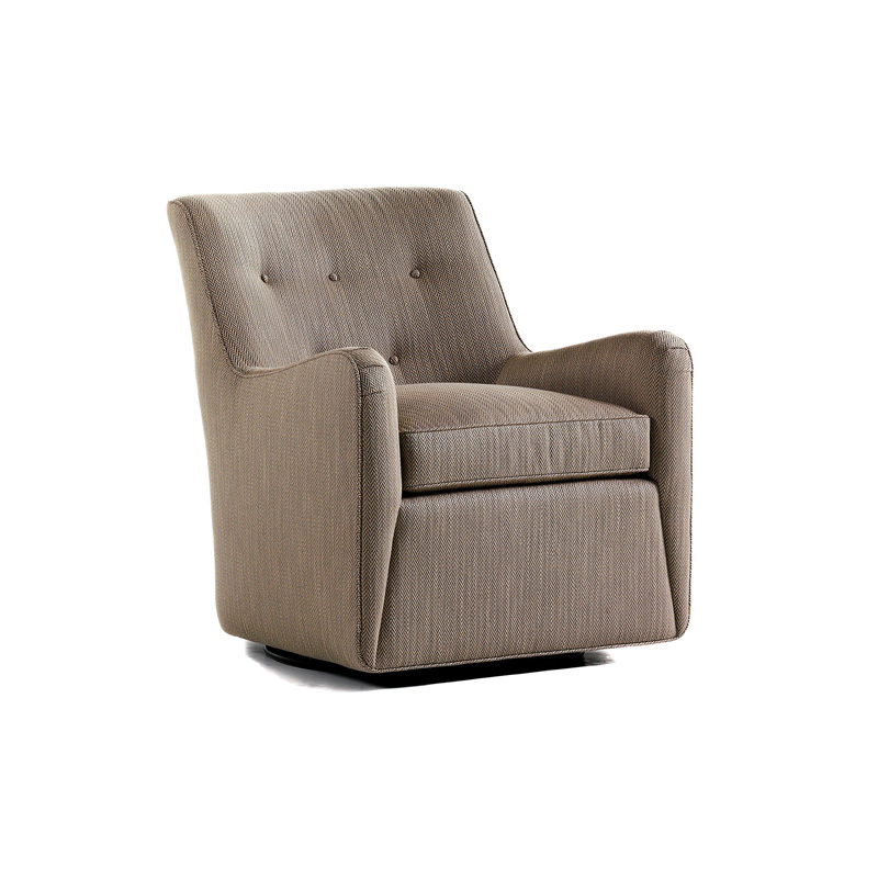 Jessica Charles 5200 S Ronnie Swivel Chair Discount Furniture At Hickory Park Furniture Galleries