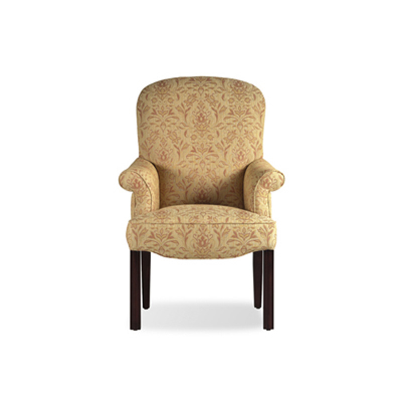 Jessica Charles 932 Mccullum Chippendale Arm Chair Discount Furniture At Hickory Park Furniture