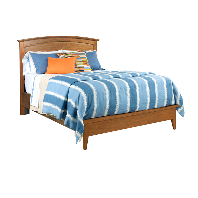 Kincaid 44 2210p Gatherings Bedroom Arch Bed King Discount Furniture At Hickory Park Furniture